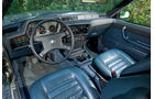 BMW 635 CSi, Cockpit