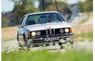 BMW 635 CSi, Frontansicht