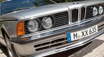 BMW 635 CSi, Kühlergrill