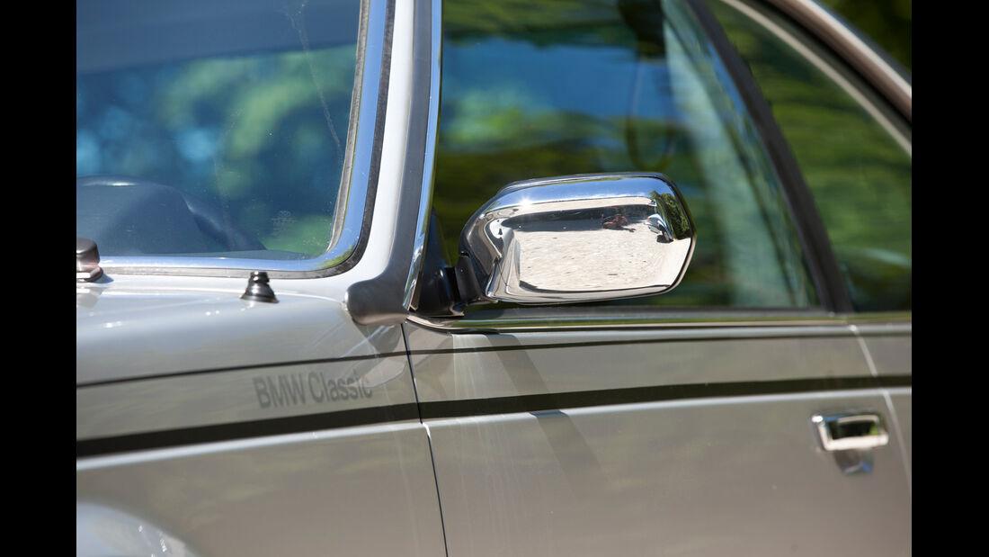 BMW 635 CSi, Seitenspiegel