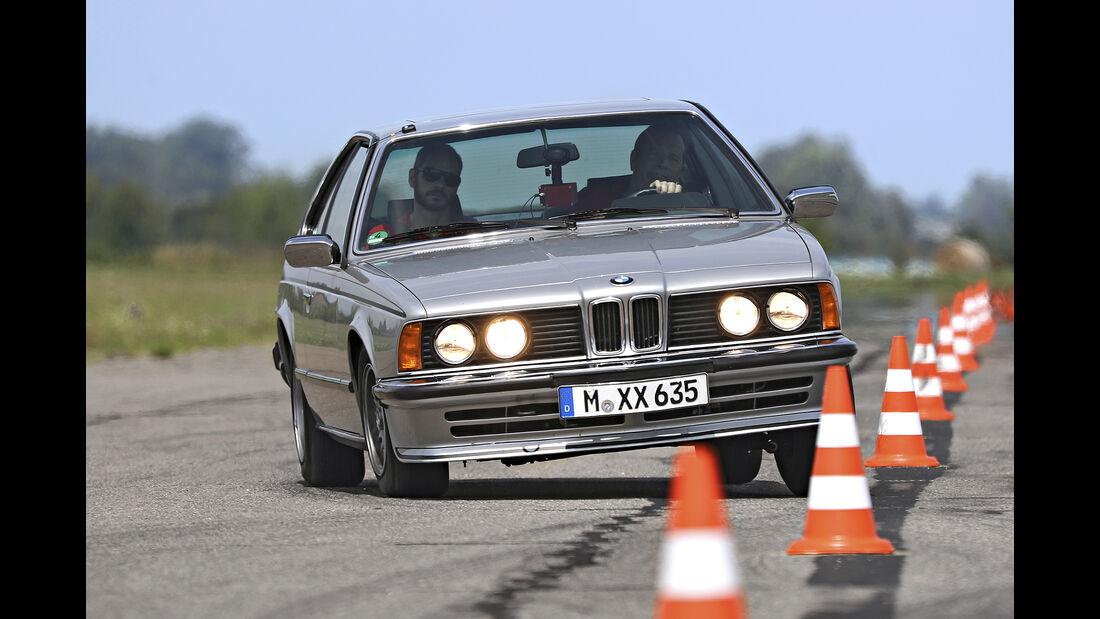 BMW 635 Csi, Exterieur
