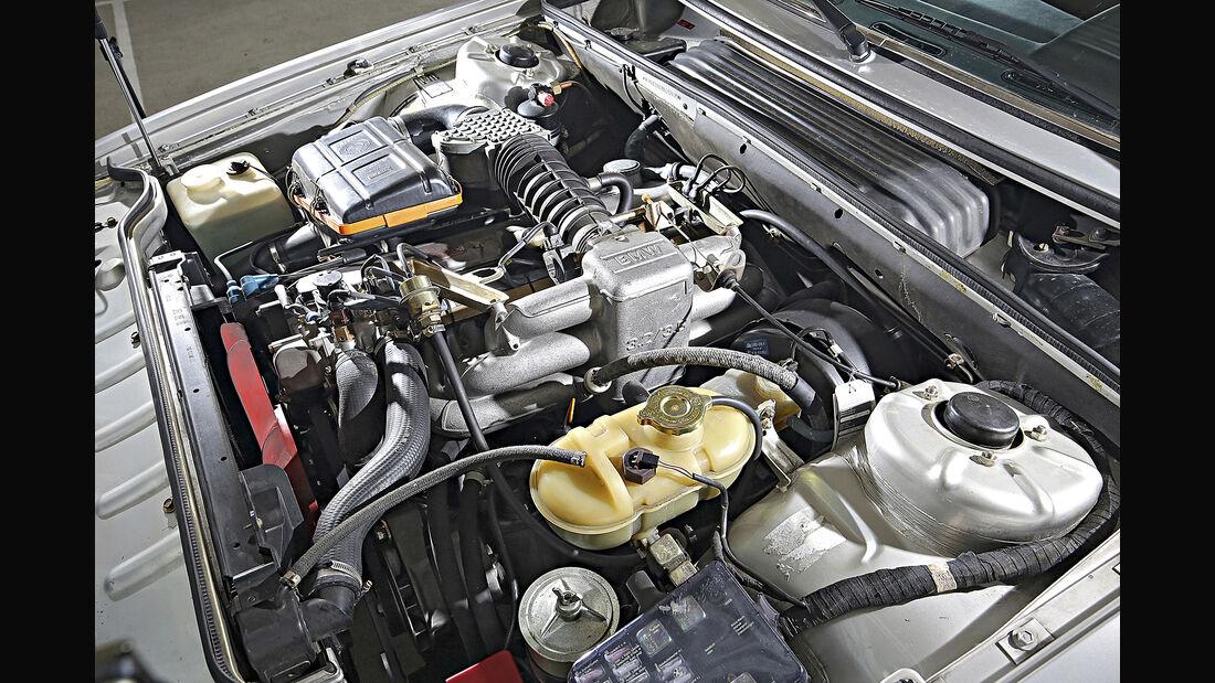 BMW 635 Csi, Motor