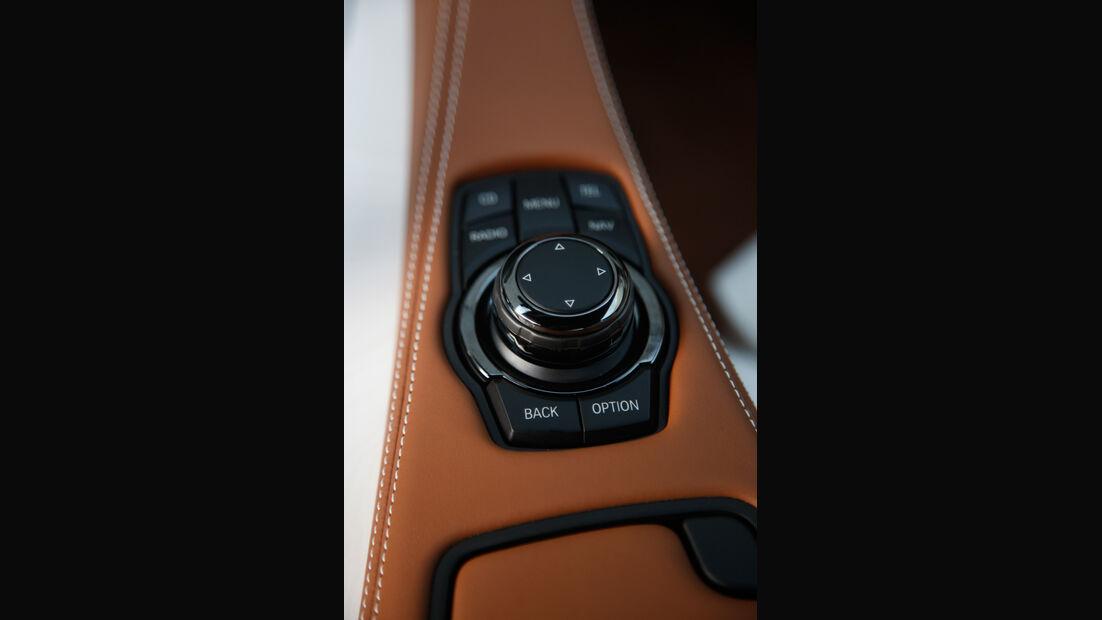 BMW 640d Gran Coupé, Bedienelement
