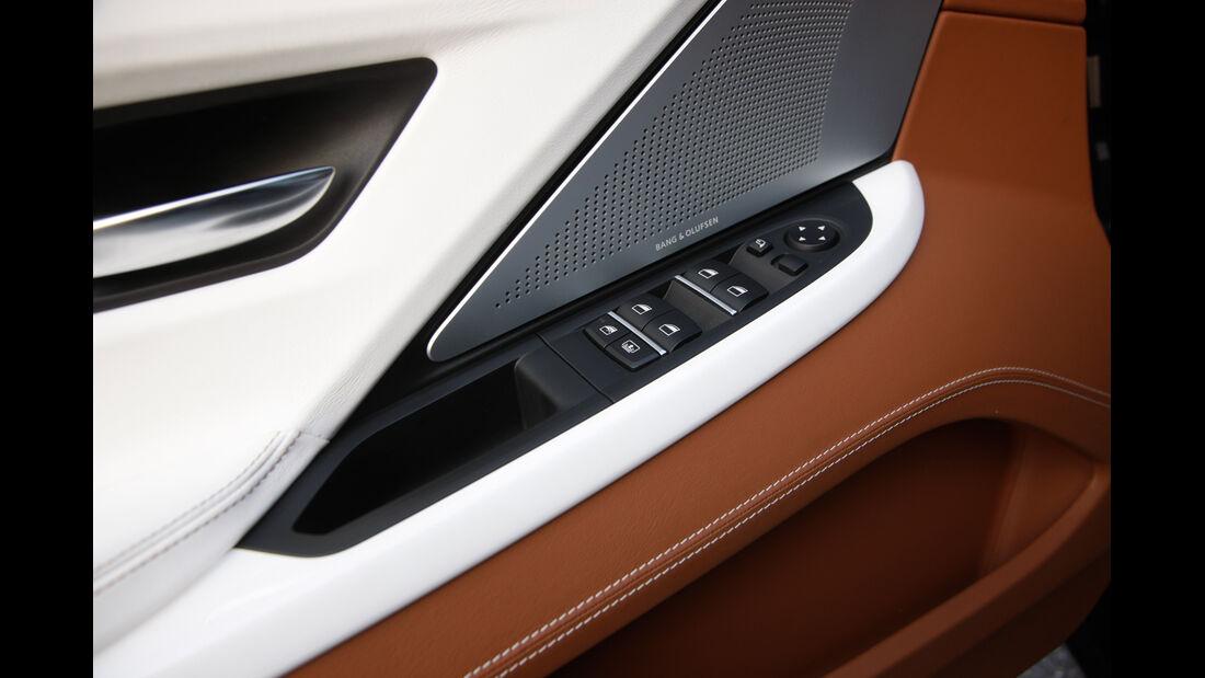 BMW 640d Gran Coupé, Bedienelement, Seitentür