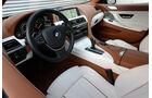 BMW 640d Gran Coupé, Cockpit, Sitze