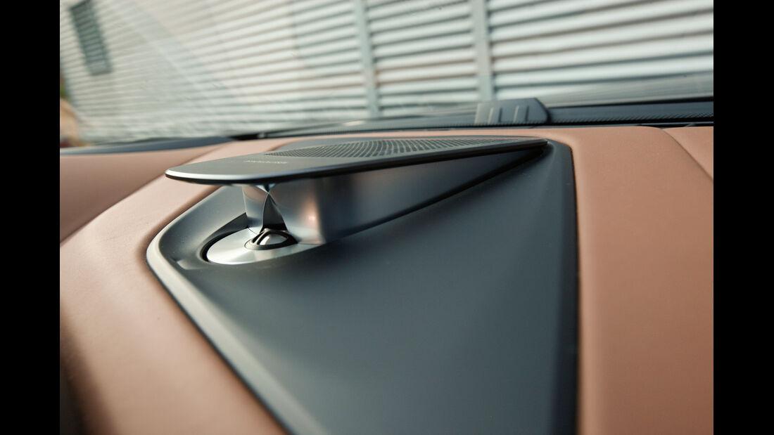 BMW 640d Gran Coupé, Detail, Box