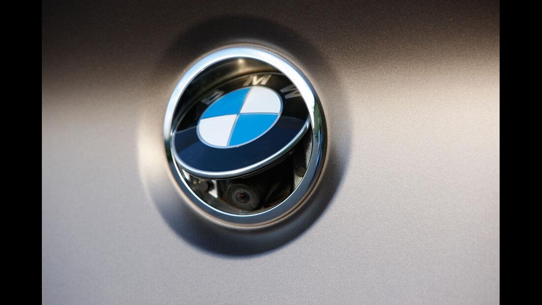 BMW 640d Gran Coupé, Emblem, Kamera