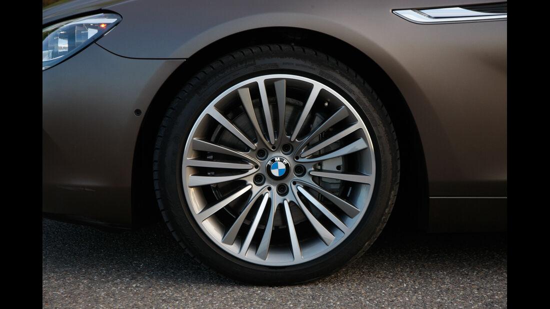 BMW 640d Gran Coupé, Rad, Felge