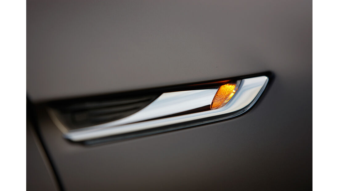 BMW 640d Gran Coupé, Türgriff