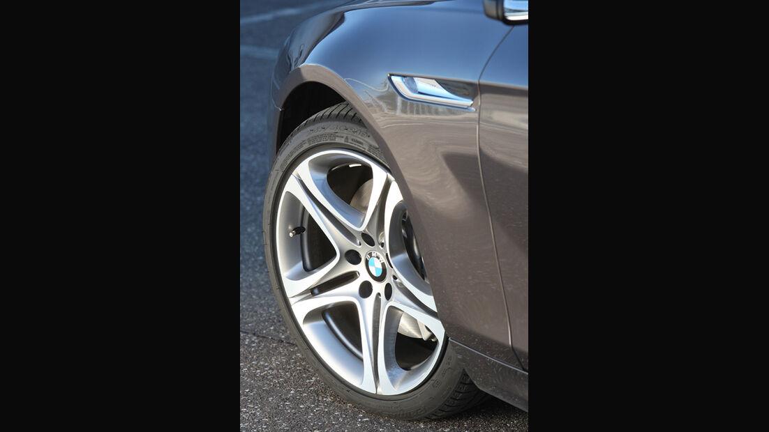 BMW 640i Coupe, Vorderrad, Felge