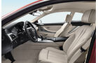 BMW 640i, Fahrersitz, Innenraum