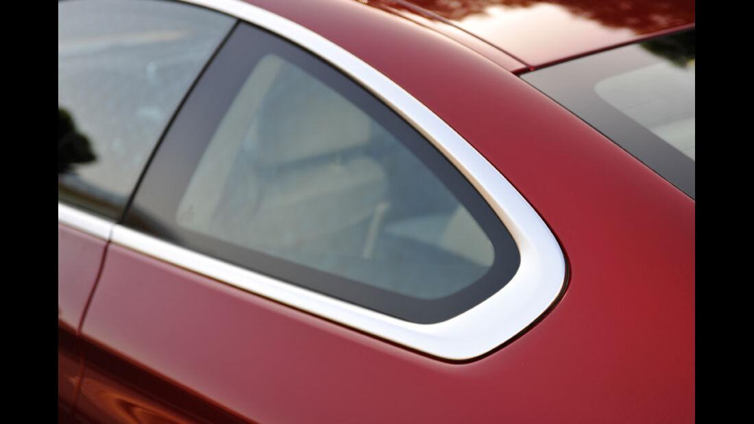 BMW 640i, Fenster, hinten