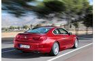 BMW 640i, Heck, Rückansicht
