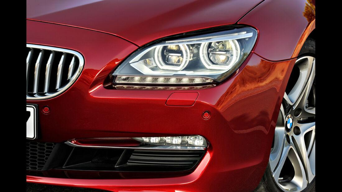 BMW 640i, Scheinwerfer