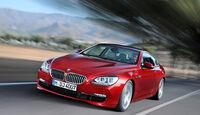 BMW 640i, Seitenansicht, Seitenlinie