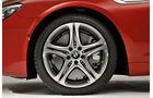 BMW 640i, Vorderrad, Felge