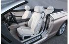 BMW 650i Cabrio, BMW 6er Cabrio, Innenraum, Sitze