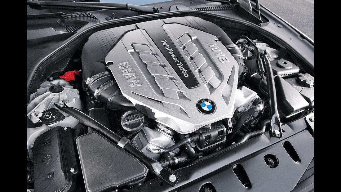 BMW 650i Cabrio, BMW 6er Cabrio, Motor
