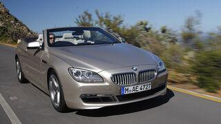 BMW 650i Cabrio