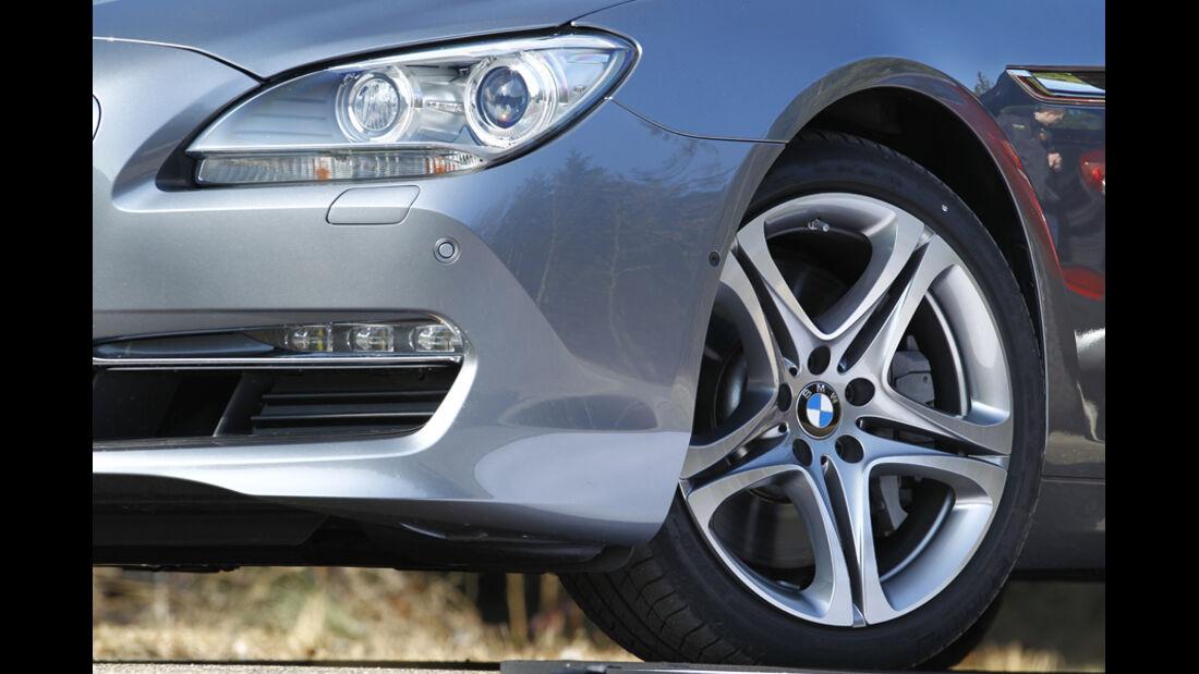 BMW 650i Cabriolet, Vorderrad, Felge