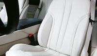 BMW 650i Coupé, Fahrersitz