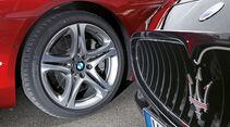 BMW 650i Coupé, Maserati GranTurismo Sport, Details