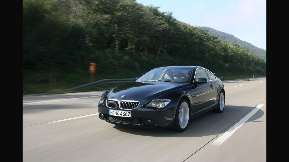 BMW 650i (DT-Zwischenbilanz) 01