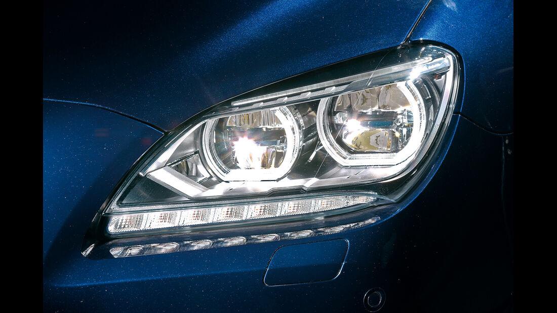 BMW 650i Gran Coupe, Scheinwerfer