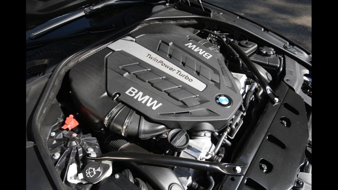 BMW 650i, Motor