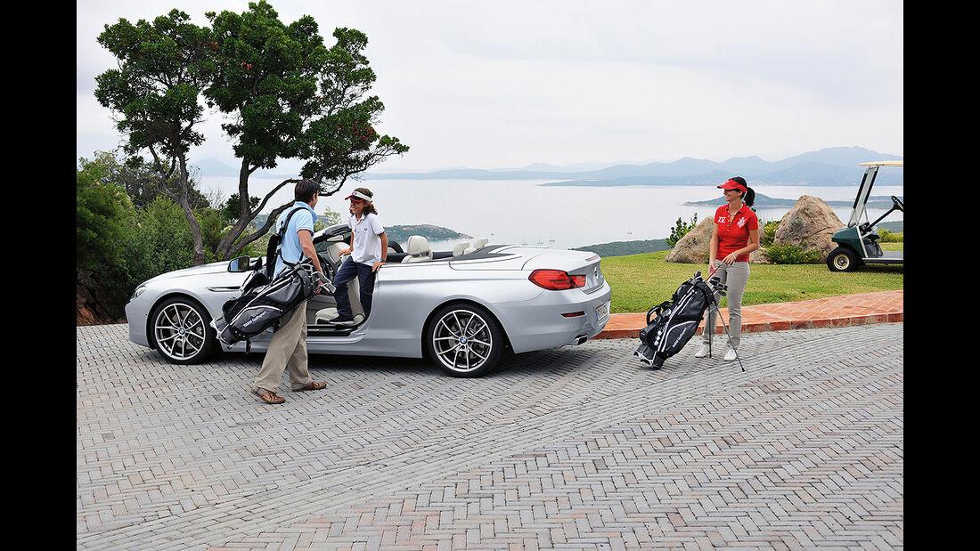 BMW 6er Cabrio, 2011