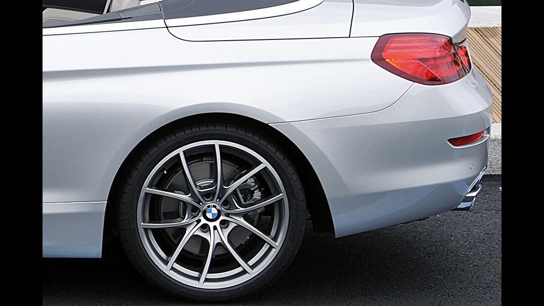 BMW 6er Cabrio, 2011, Felge