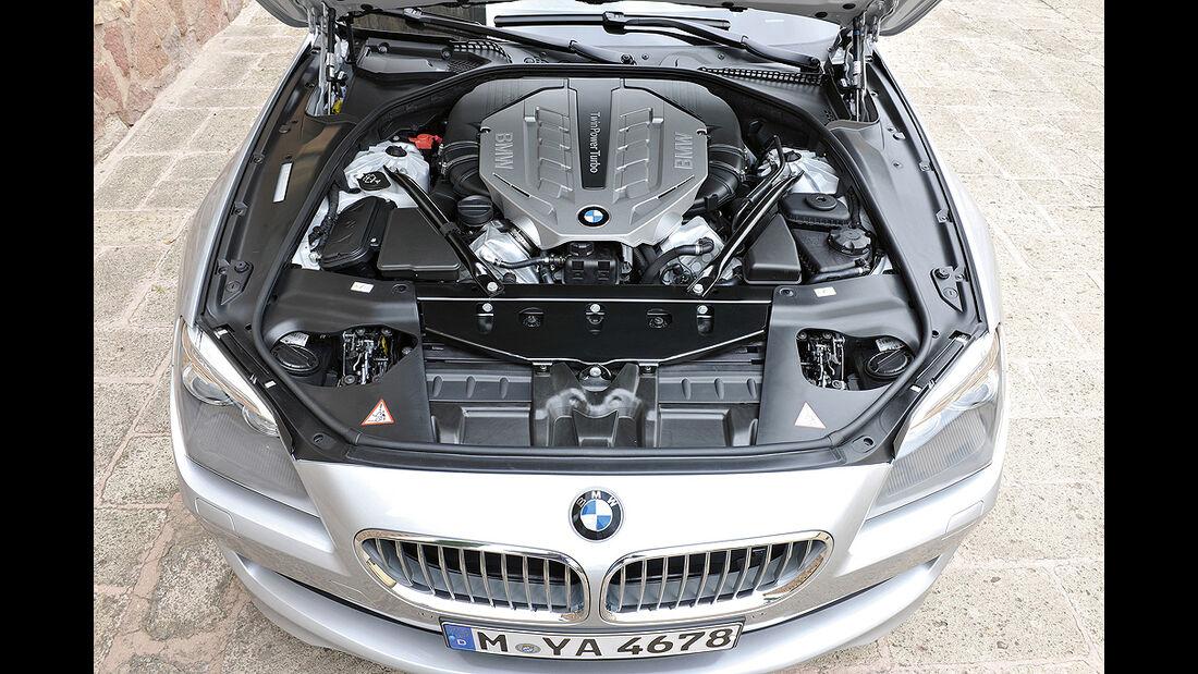 BMW 6er Cabrio, 2011, Motor