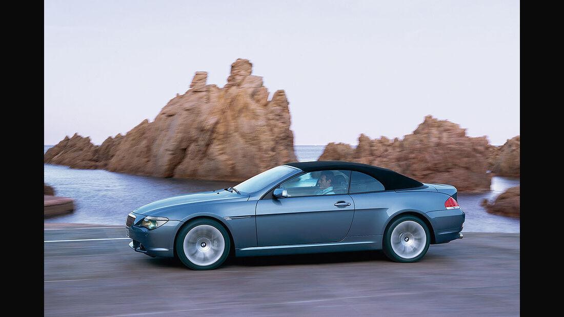 BMW 6er Cabrio Baujahr 2004