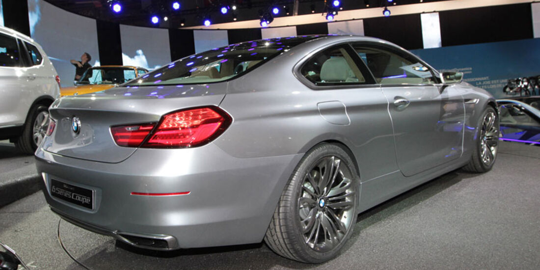 BMW 6er Concept Paris 2010