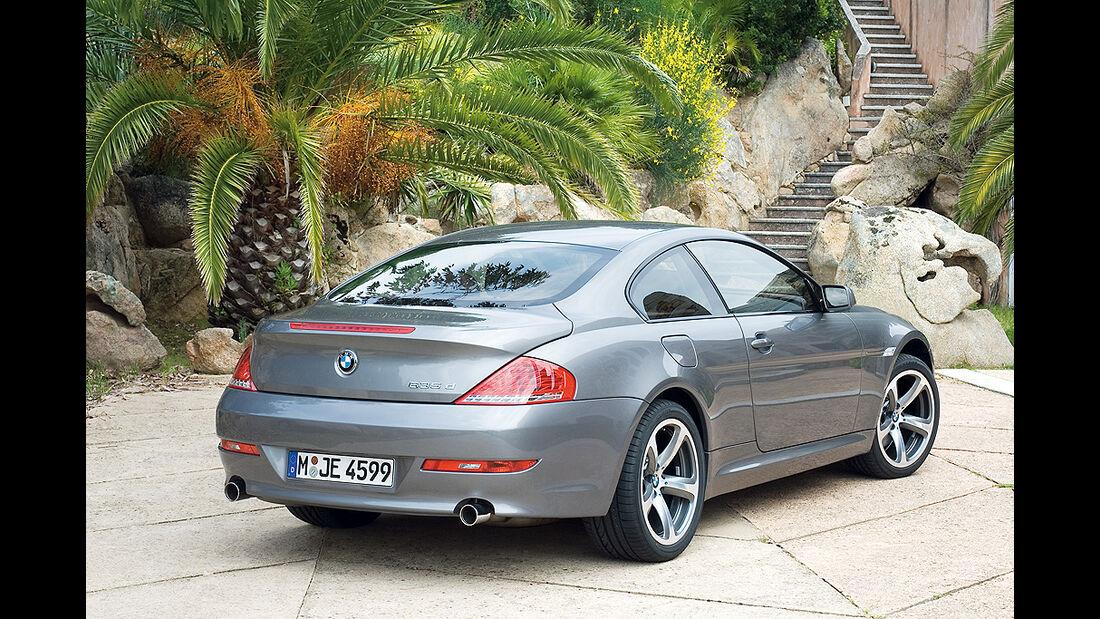 BMW 6er, Coupé, 2007
