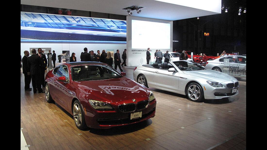 BMW 6er Coupé Heck
