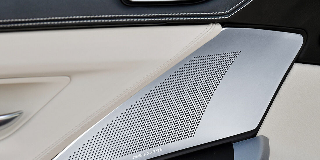 BMW 6er Coupé, Innenraum, Tür