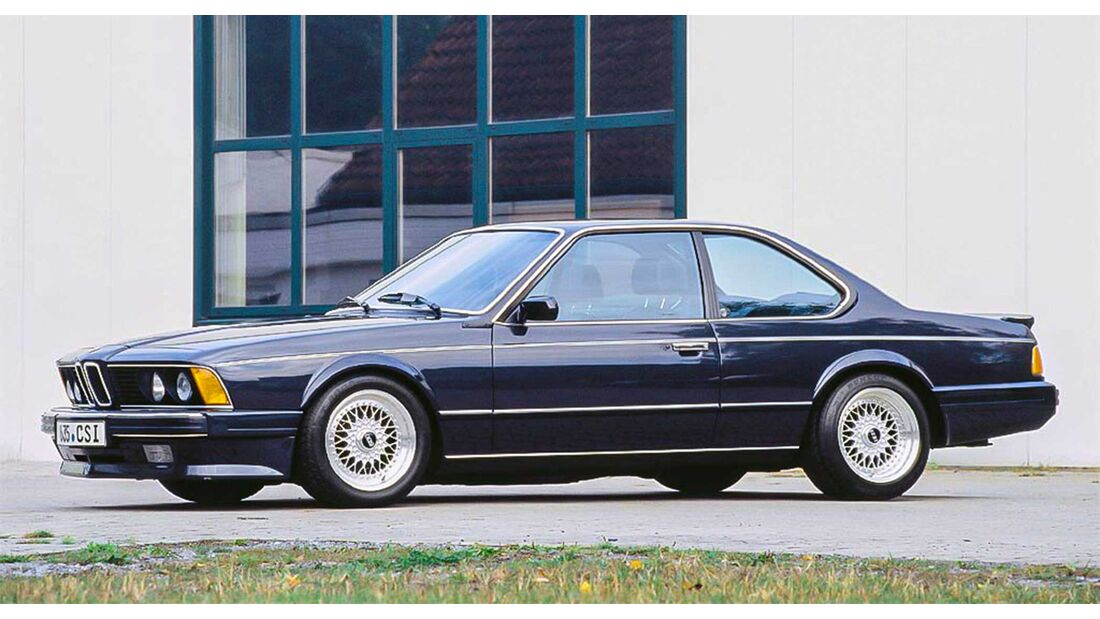 BMW 6er E24 Kaufberatung 635CSi (1987-1989)