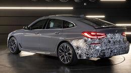 BMW 6er GT Facelift Teaserbilder