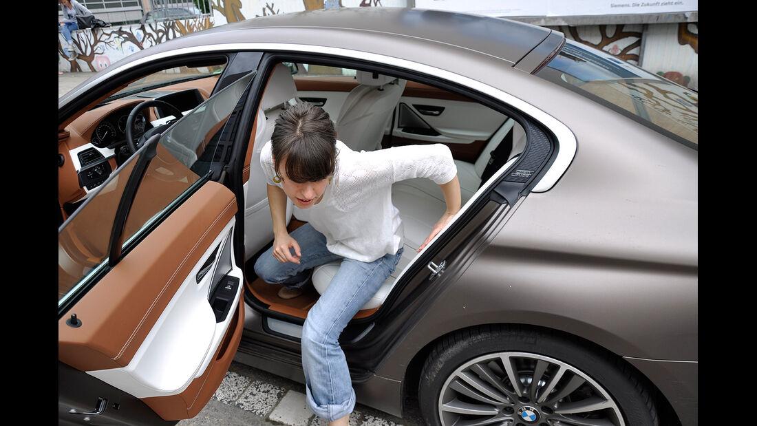 BMW 6er Gran Coupé, Innenraum-Check