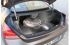 BMW 6er Gran Coupé, Kofferraum