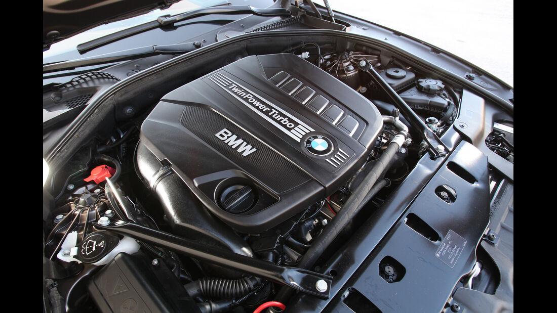 BMW 6er Gran Coupé, Motor