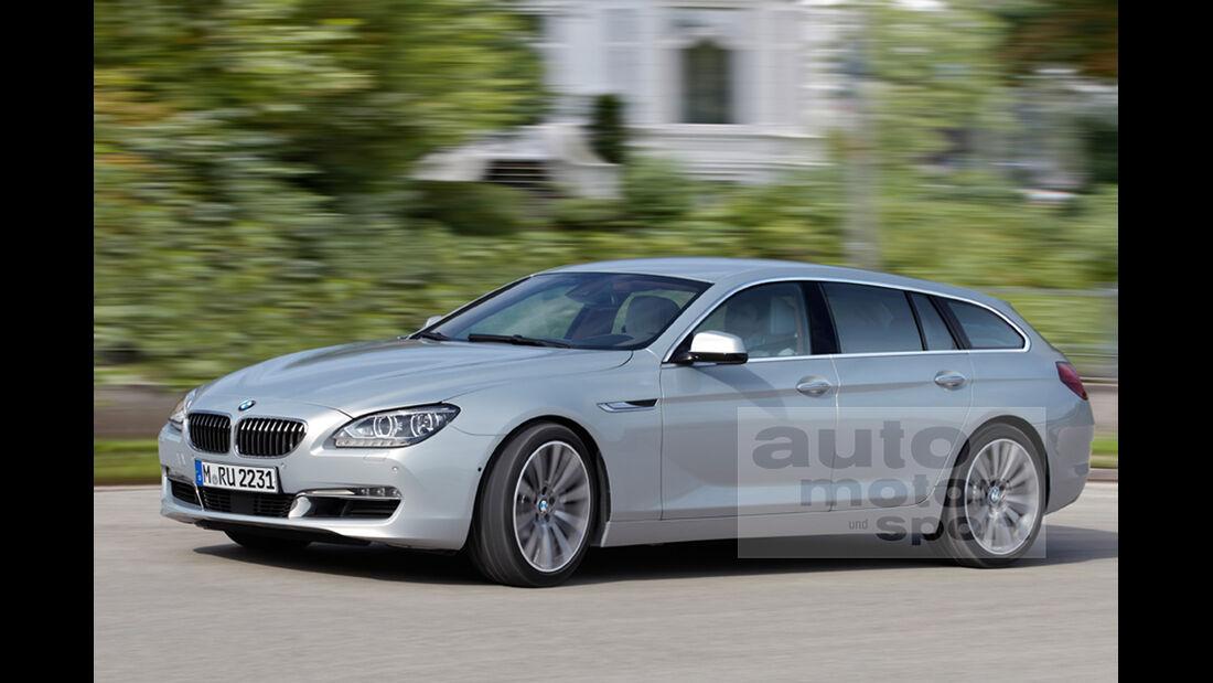 BMW 6er Gran Touring