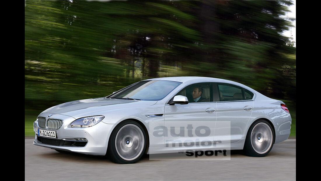 BMW 6er Viertürer Coupé