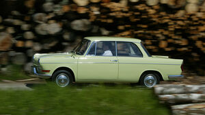 BMW 700 LS Luxus