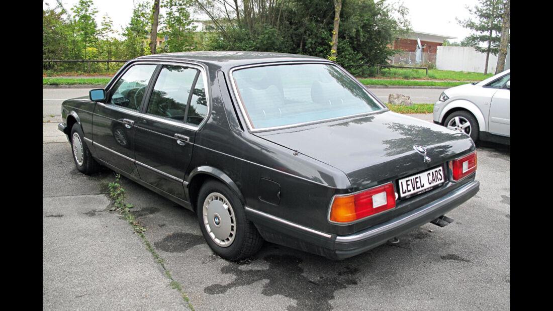 BMW 728i, E23