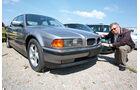 BMW 728i, Frontansicht