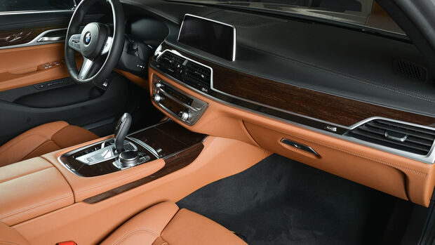 BMW 730Li (G12)