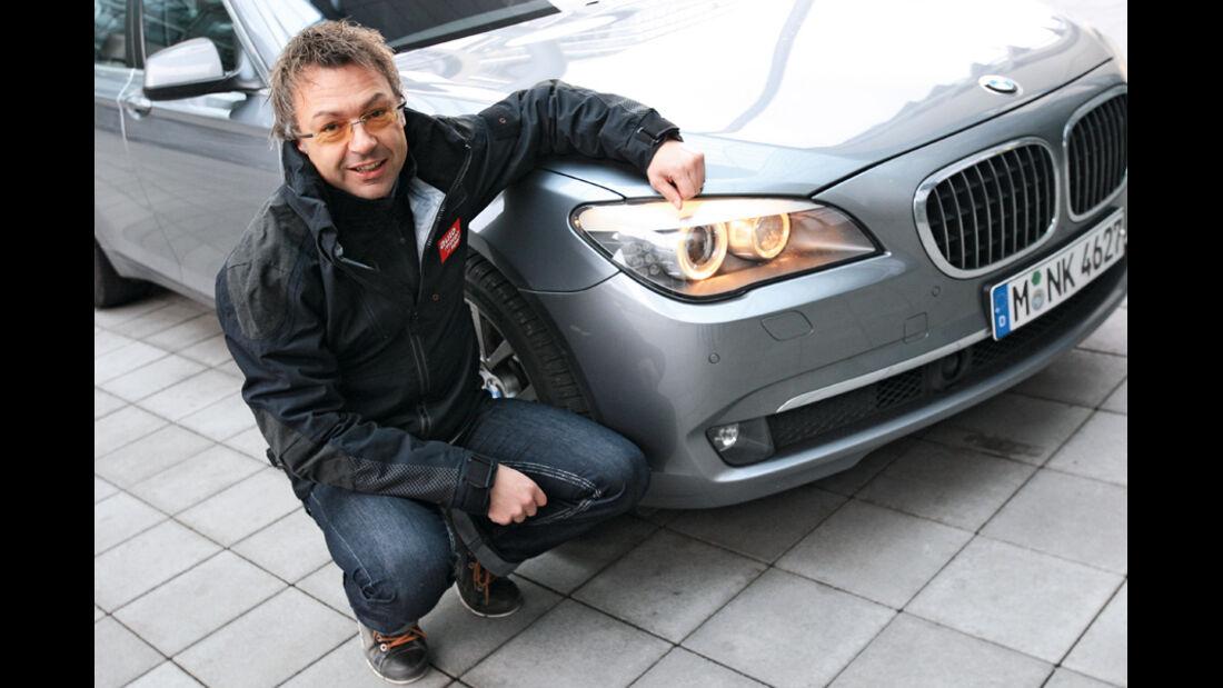 BMW 730d, Jochen Übler