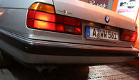 BMW 730i–750iL (E 32), V8/V12, Heck, Heckleuchte